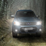 Facelifted Ford Endeavour