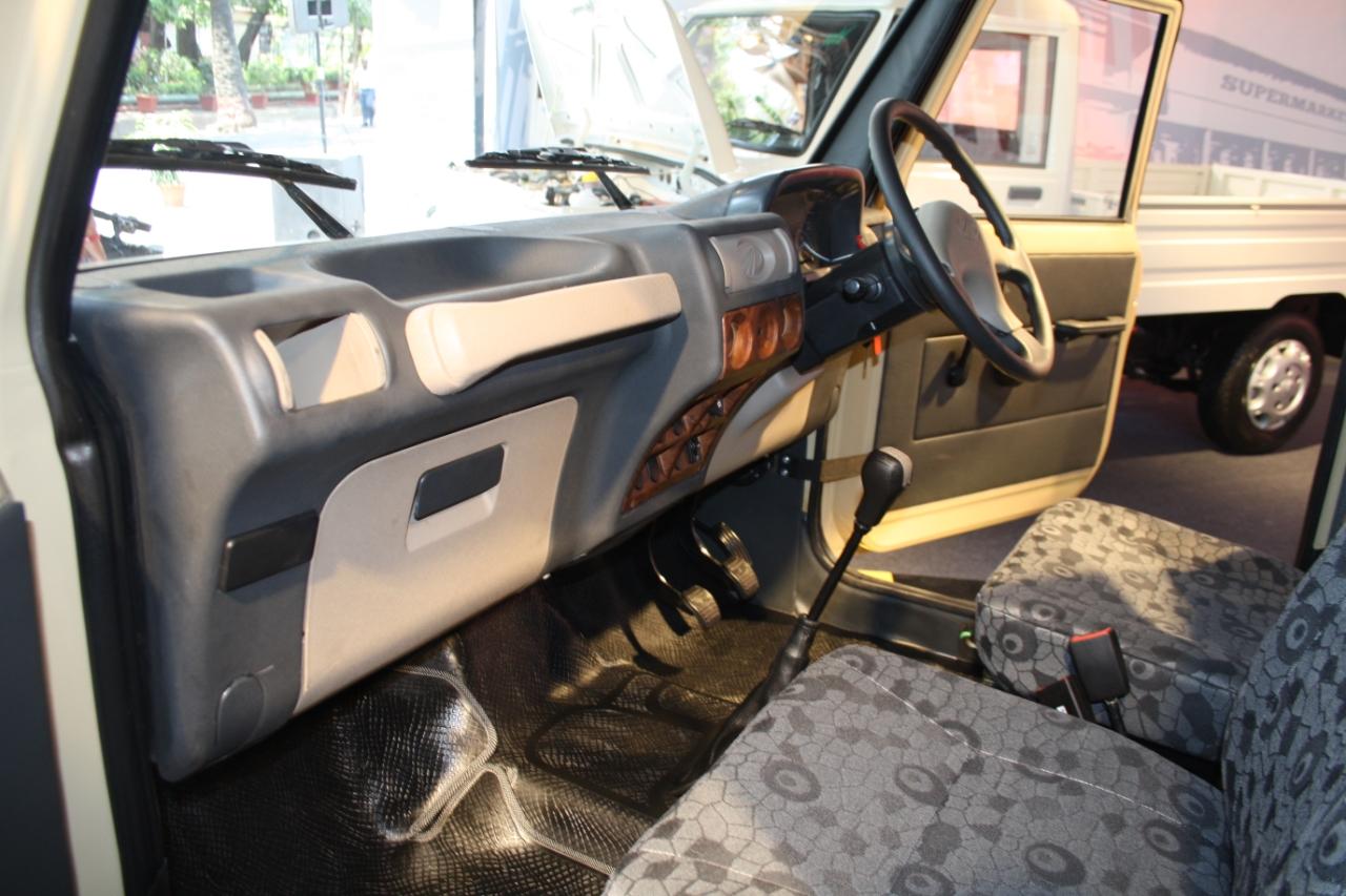 Mahindra Bolero Maxi Truck Plus With M2dicr Engine