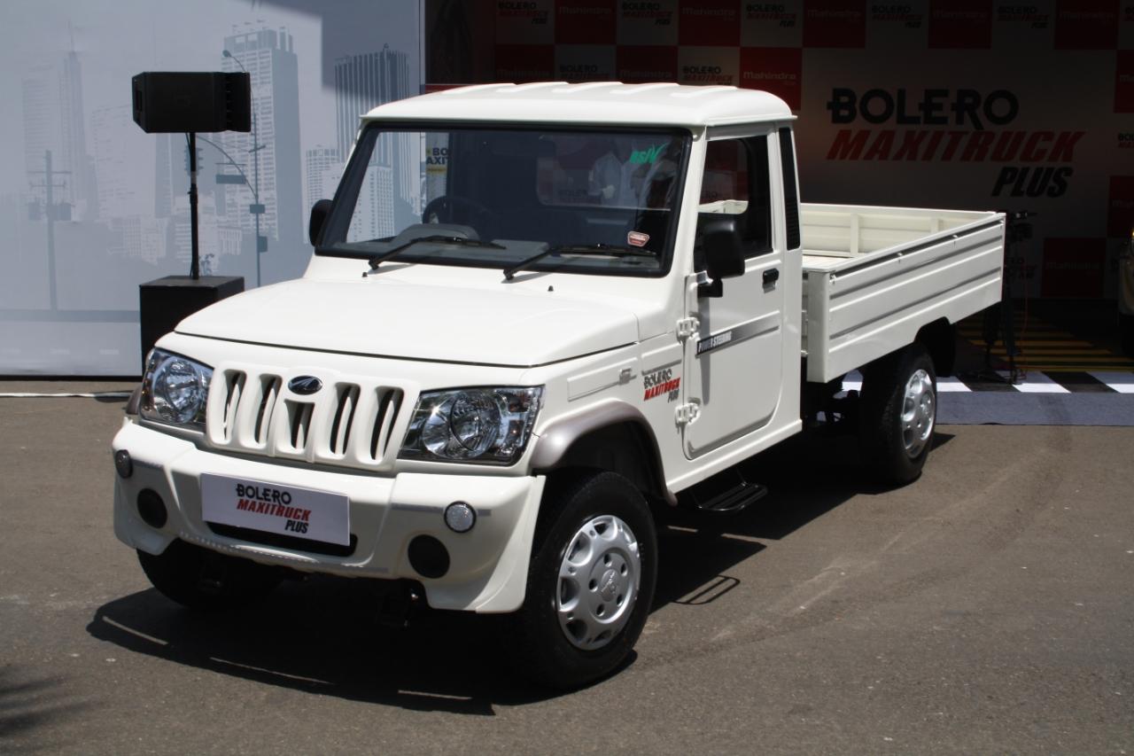 Nepal Mahindra Bolero Maxi Truck Gets Launched At 14 8