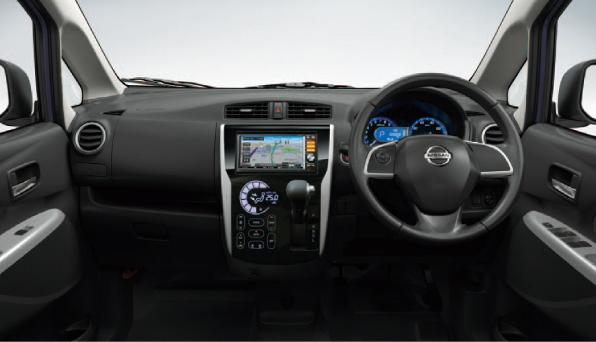 Nissan Dayz And Dayz Highway Star Dashboard