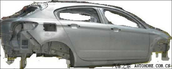 Qoros 3 Cross Hybrid