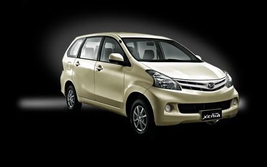 Updated Daihatsu Xenia Indonesia