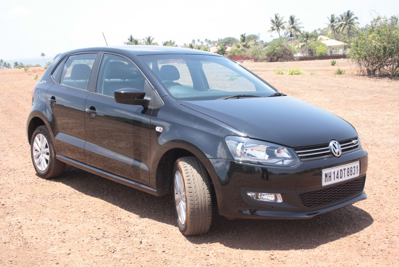 review is the vw polo gt tsi the hot hatchback of india. Black Bedroom Furniture Sets. Home Design Ideas