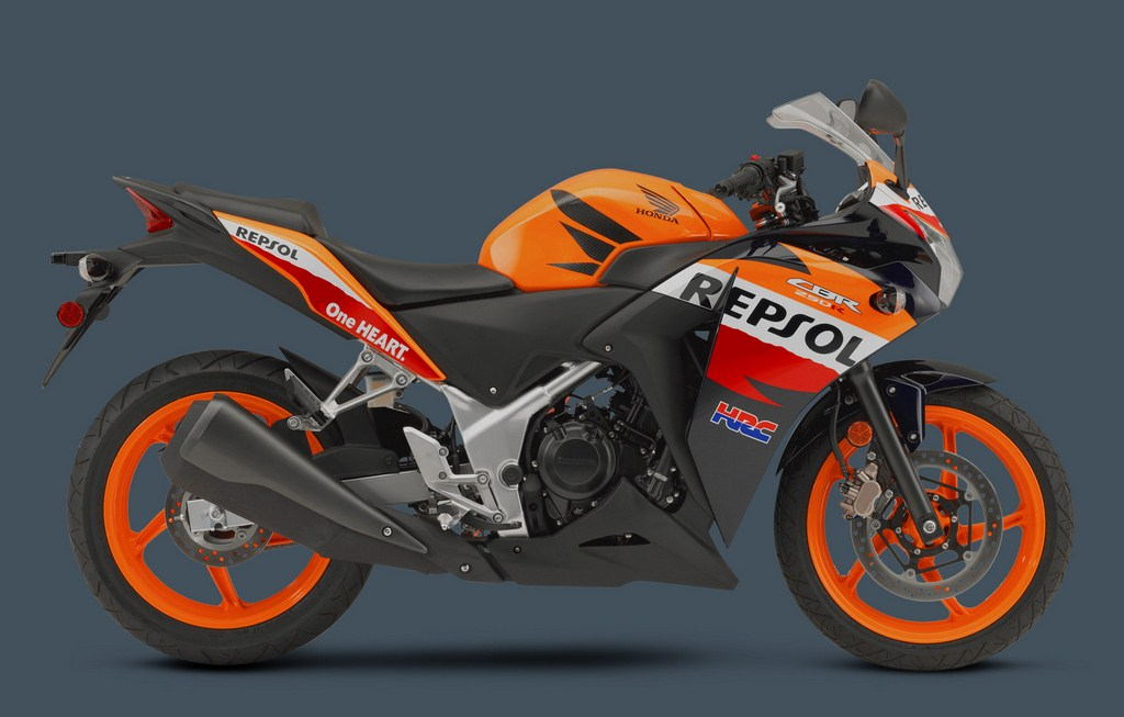 2013 Honda CBR 250R launched; Repsol limited edition on offer