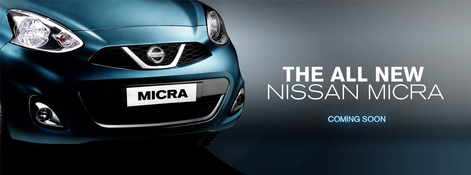 2013 Nissan Micra website