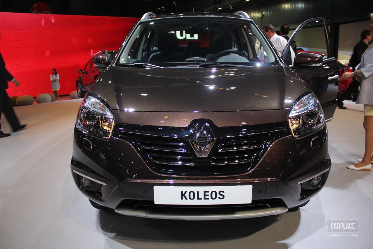 Renault koleos 2013 review