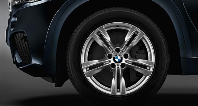 2014 Bmw X5 M Sport 19 Inch Wheels