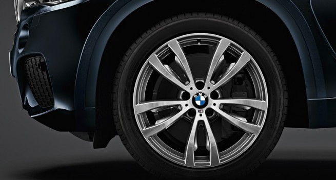 2014 Bmw X5 M Sport 20 Inch Wheels