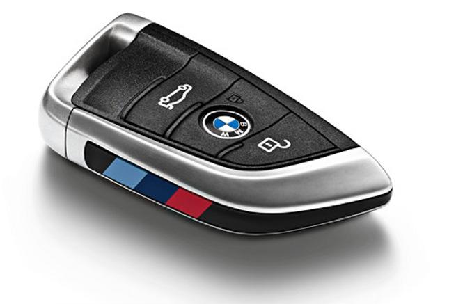 2014 BMW X5 M Sport key
