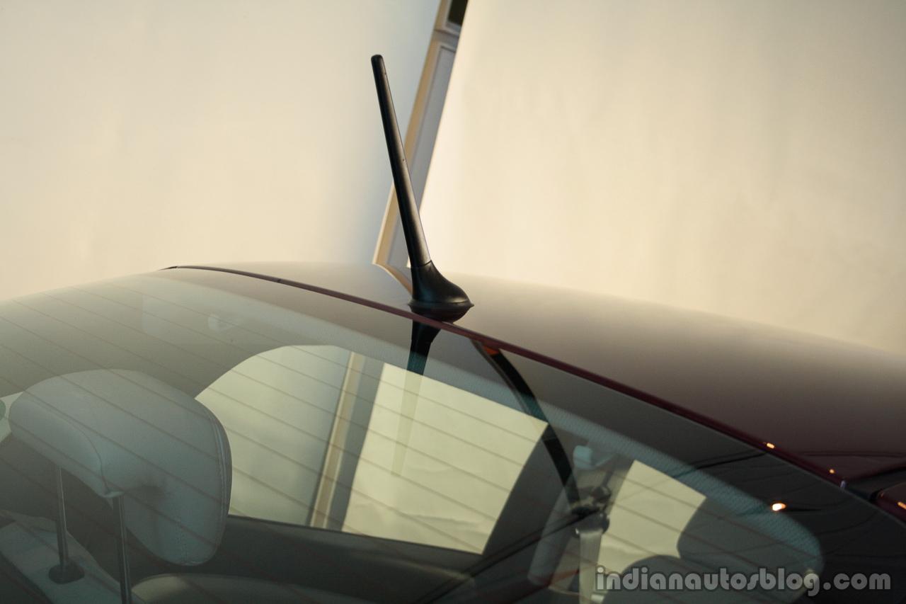 Fiat Linea Tjet antenna