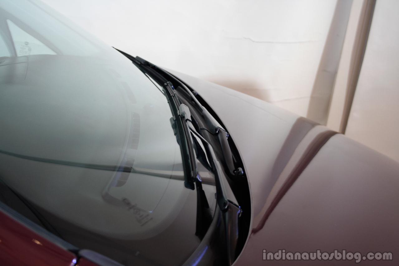 Fiat Linea Tjet automatic wiper