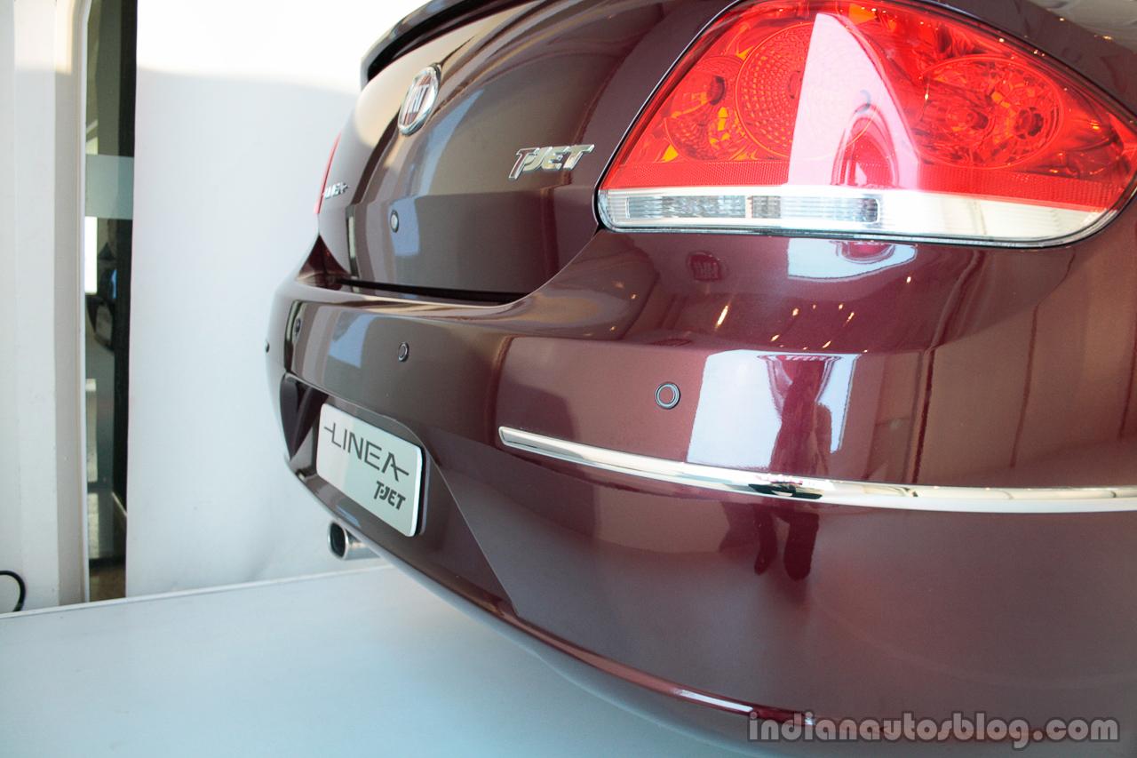 Fiat Linea Tjet parking sensors