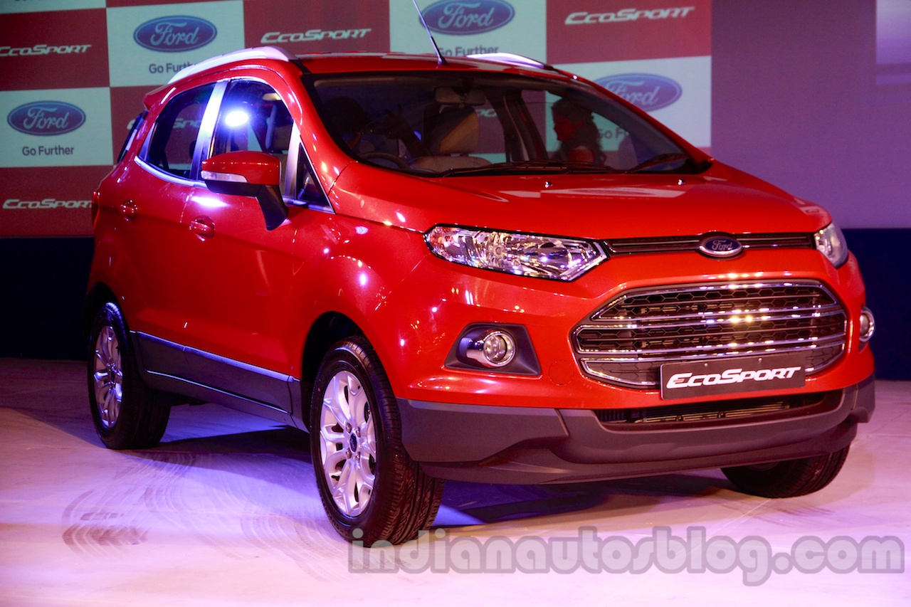 Ford Ecosport Vs Renault Duster Price Comparison