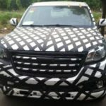 Great Wall Haval H9 spied