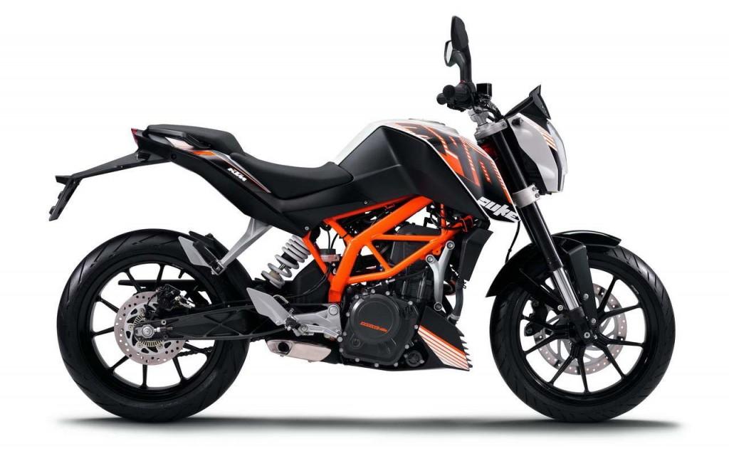 KTM Duke 390 India