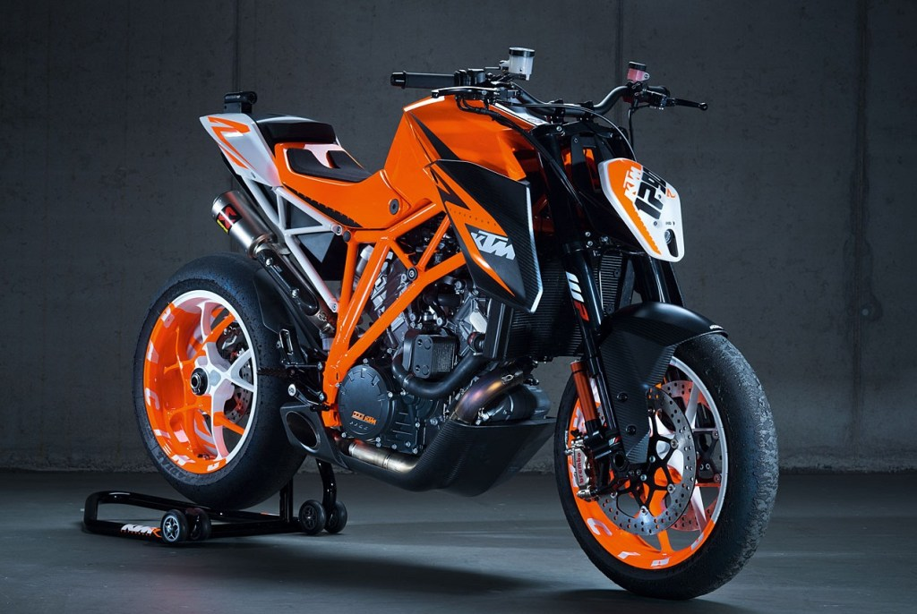 KTM Super Duke 1290 R Prototype