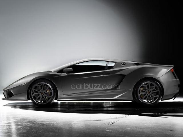 Lamborghini Cabrera side