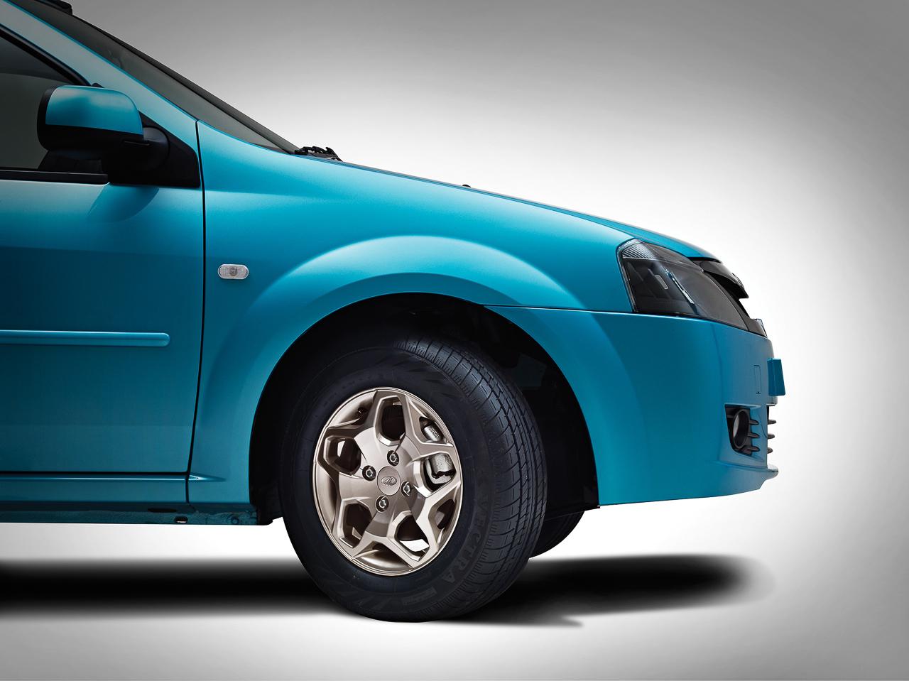 Mahindra Verito Vibe studio wheels