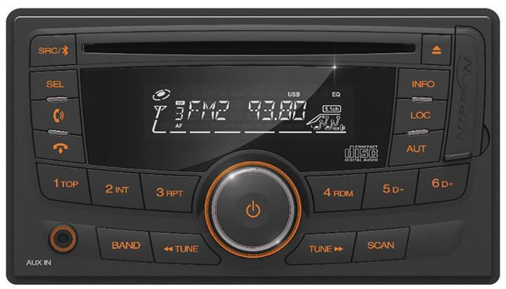Maruti Ritz @buzz special edition music system