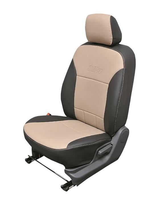 Maruti Ritz @buzz special edition seat