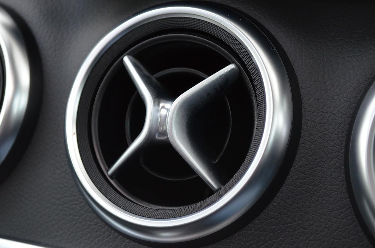 Mercedes A Class A180 AC vent