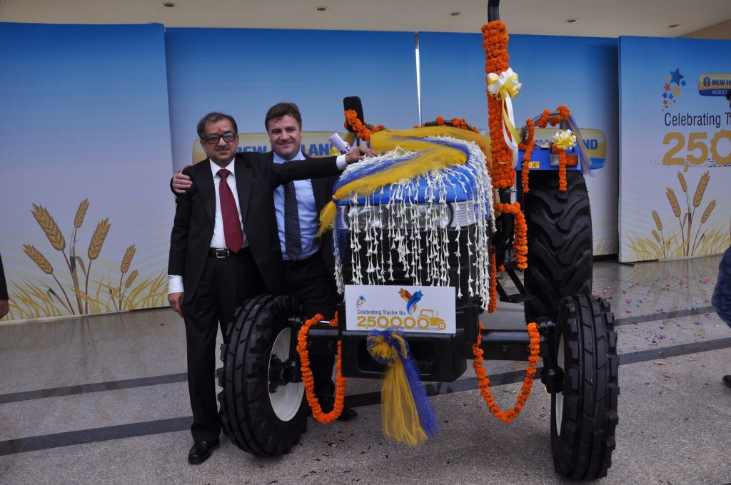 New Holland  5500 Milestone tractor India