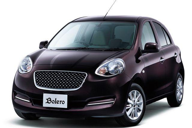 Nissan Micra Bolero Edition