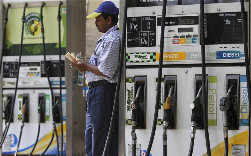 Petrol-in-India