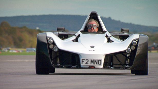 Top Gear Series 20 BAC Mono