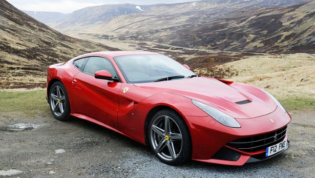 Top Gear Series 20 Ferrari F12
