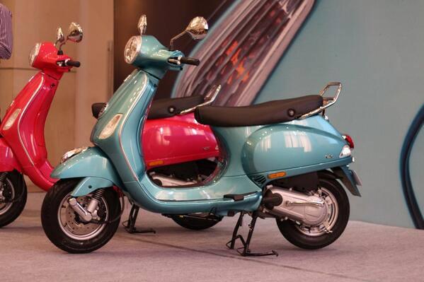 Vespa VX 125 new colors