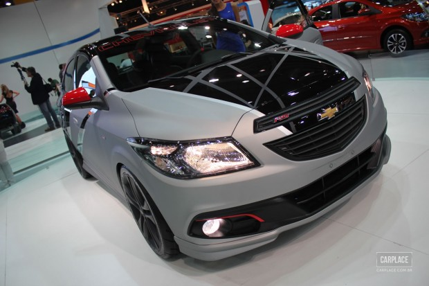 chevrolet onix rs Buenos Aires Motor Show