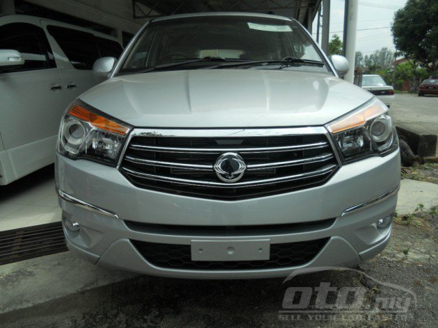 2014 Ssangyong Stavic to be launched in Malaysia soon