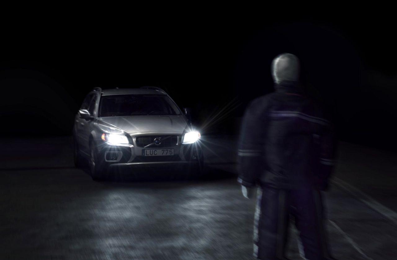2015 Volvo XC90 pedestrian detection