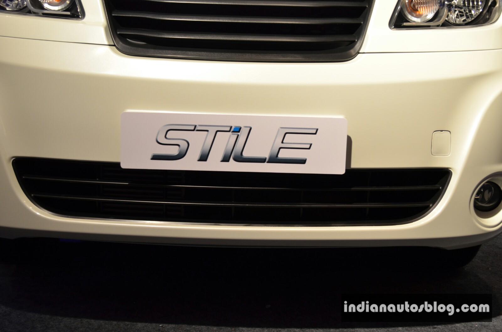Ashok Leyland Stile bumper front
