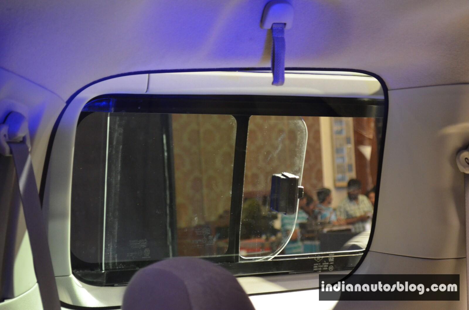 Ashok Leyland Stile sliding window