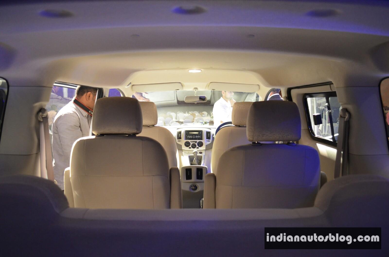 Ashok Leyland Stile three row seating