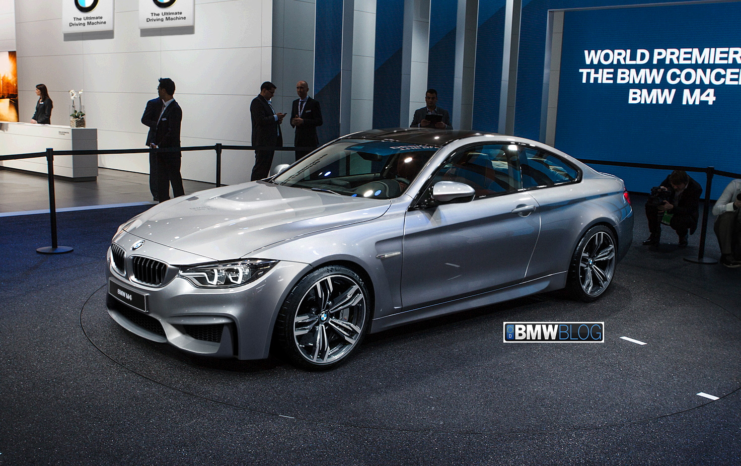 bmw m4 to focus on lighter weight rather than outright power