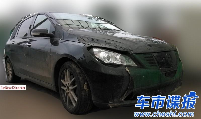 Daimler-BYD Denza EV