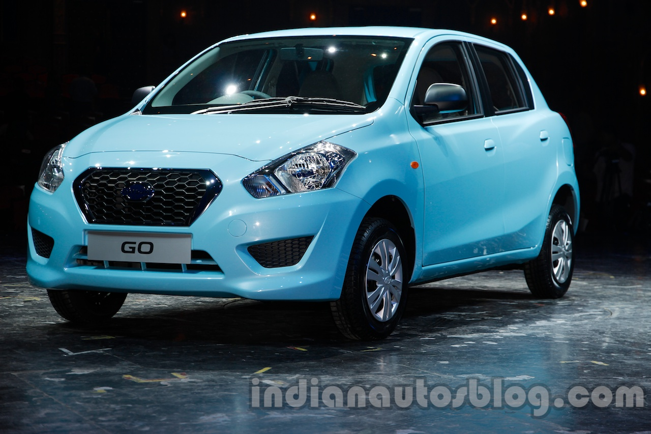 Datsun Go to hit the Indian market in early 2014