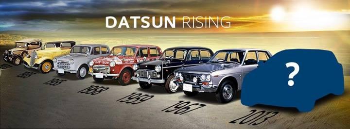 Datsun K2 teaser