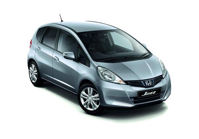 Honda Jazz ES Plus UK