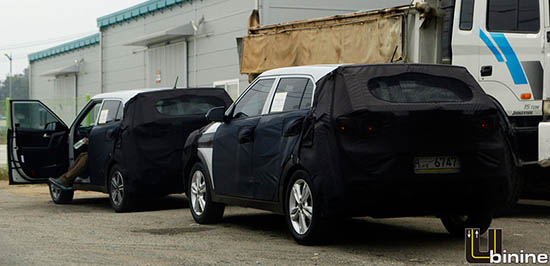 Hyundai mini SUV
