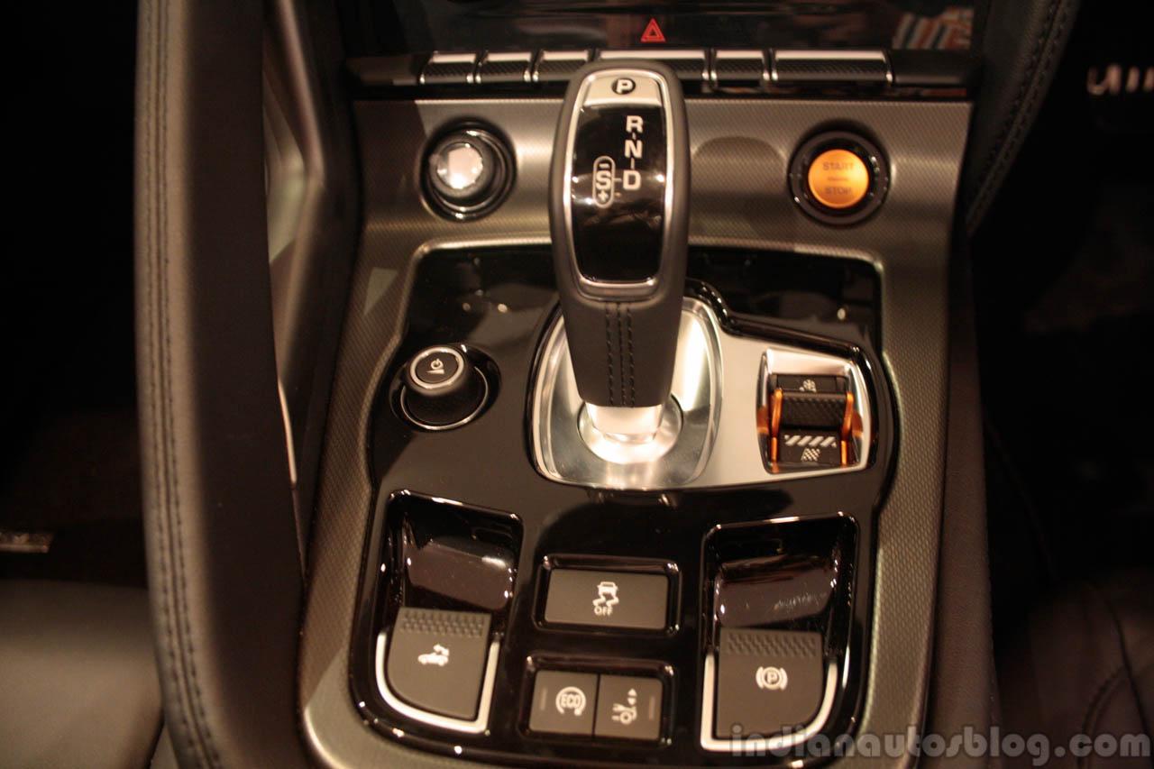 Jaguar F-Type gearlever