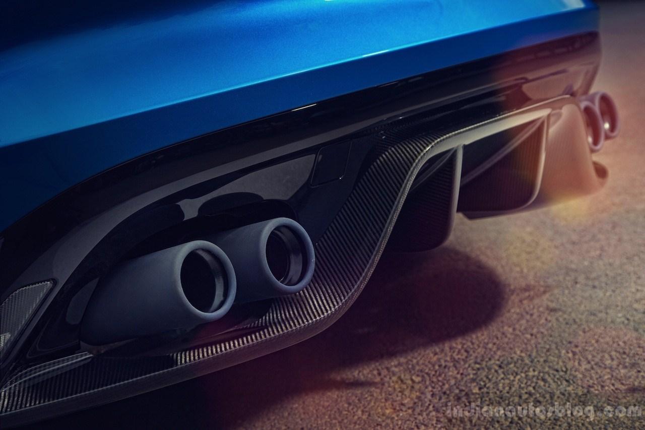Jaguar Project 7 diffuser