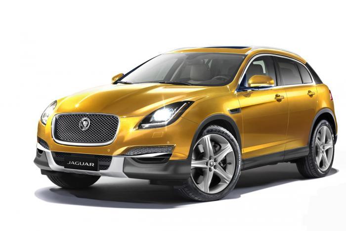 Jaguar Q-Type XQ-Type SUV