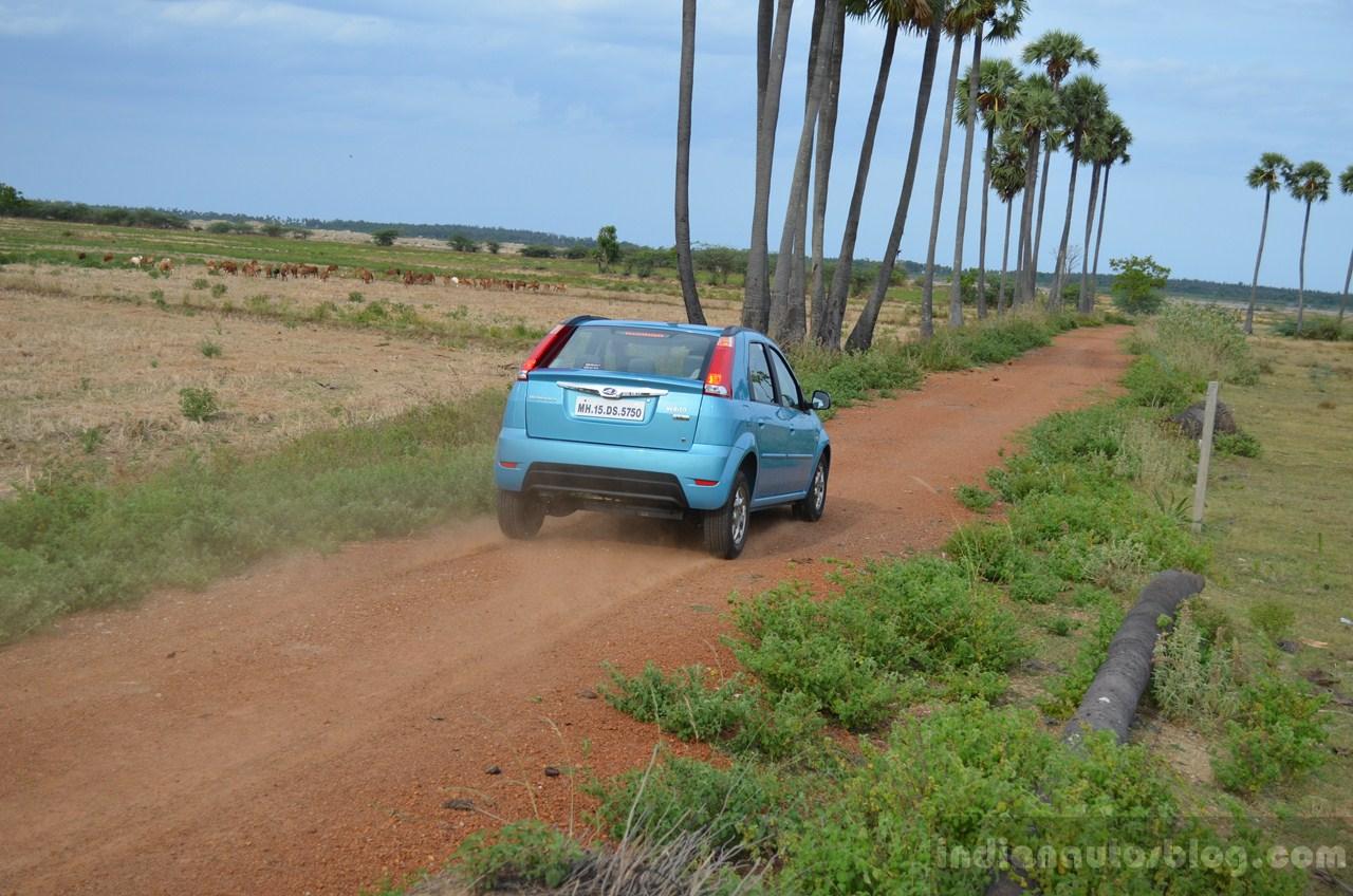 Mahindra Verito Vibe braking