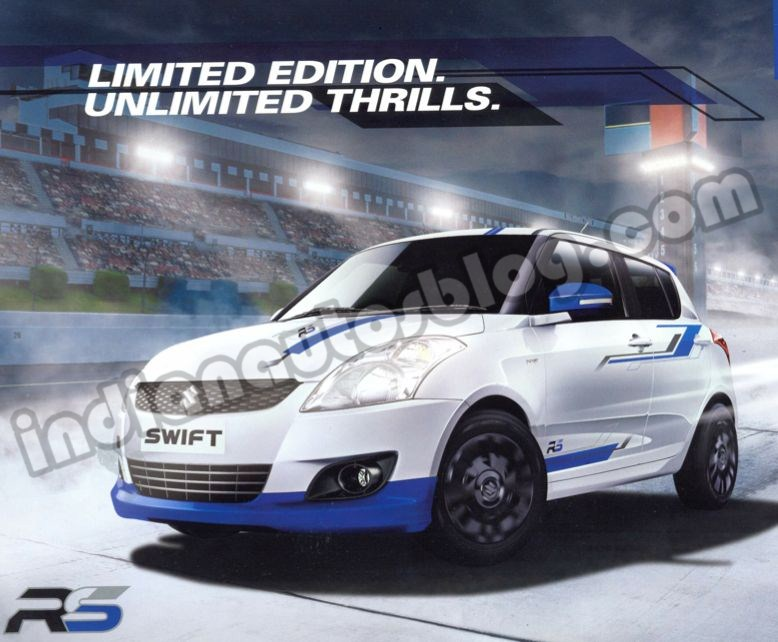 Maruti Swift RS