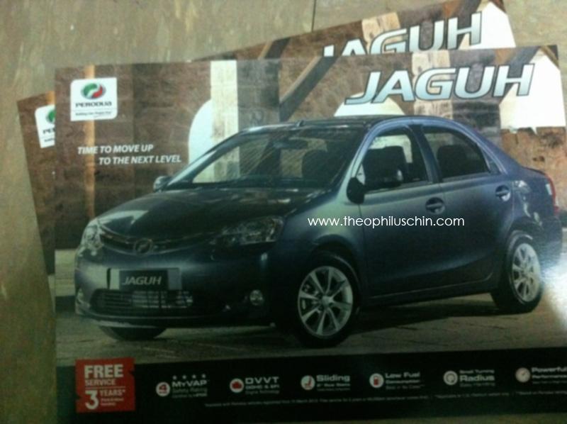 Perodua Jaguh