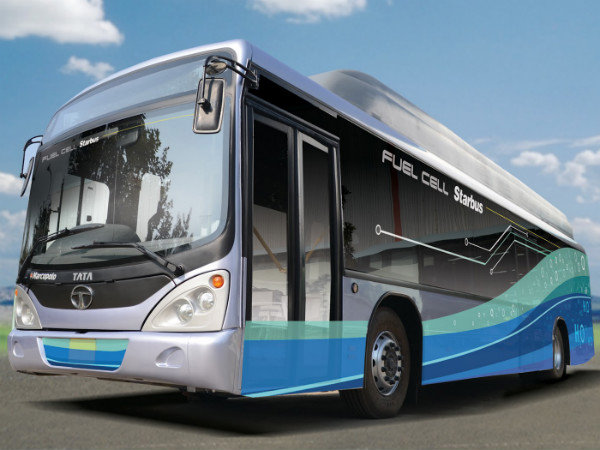 Tata Fuel Cell Starbus